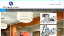 Neel Lighting & Controls Website